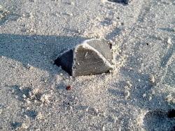 Min pyramidsten.