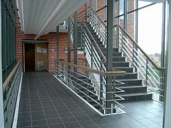 Trapphus på Aarhus universitet