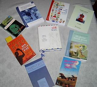 Böcker att läsa...