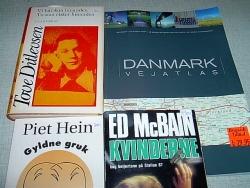 Danska böcker.
