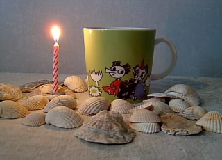 Födelsedag idag!