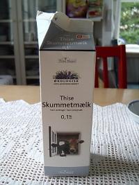 Dansk mjölk